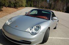 2003 996 carrera cabriolet