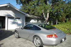 1999 996 carrera coupe