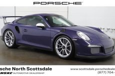 2016 911 2dr coupe gt3 rs