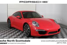 2012 911 2dr coupe carrera s