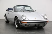 1988 Carrera Cabriolet picture