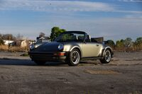 1987 911 Turbo Cabriolet picture