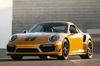 2019 911 Turbo S picture