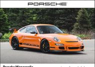 2007 911 2dr cpe gt3 rs