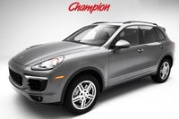 2017 Porsche Demo Sale Cayenne S picture