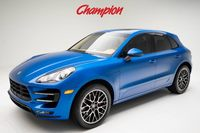 2015 Porsche Macan Turbo picture