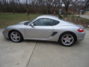 2008 Cayman picture