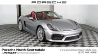 2016 Boxster 2dr Roadster Spyder picture