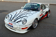 1995 porsche carrera supercup factory race car