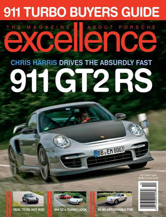 Excellence 186 cover