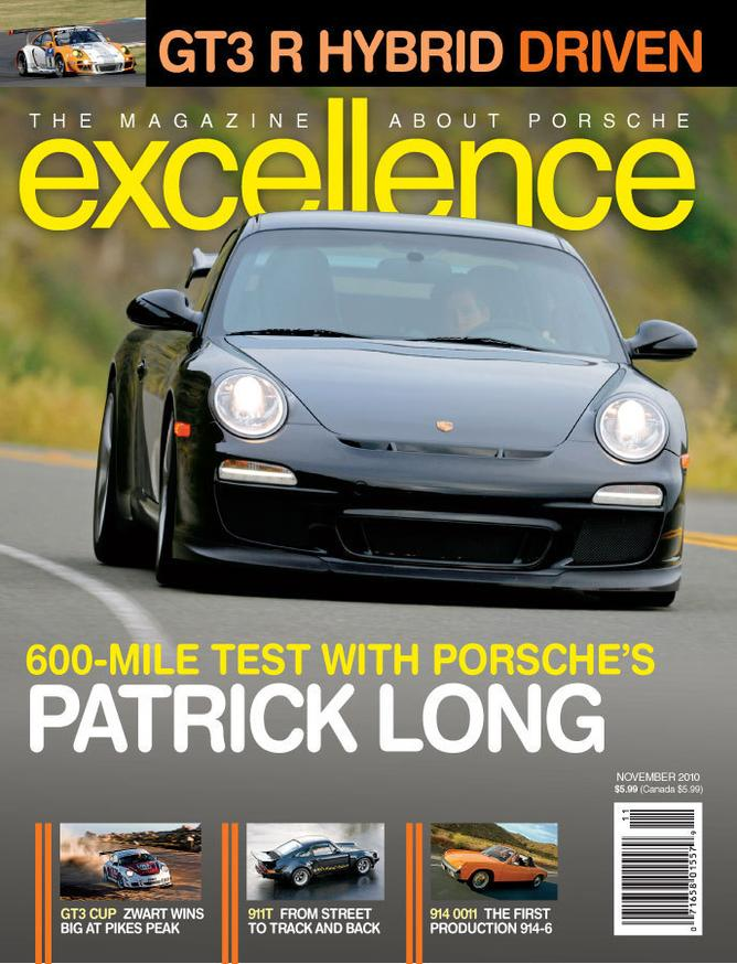 Excellence 187 cover