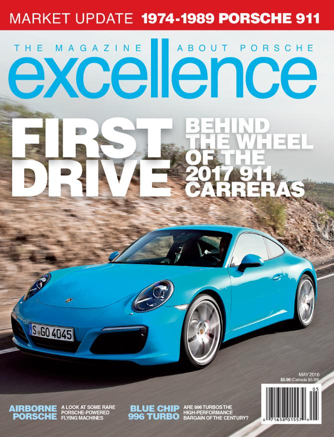 Excellence, The Magazine About Porsche