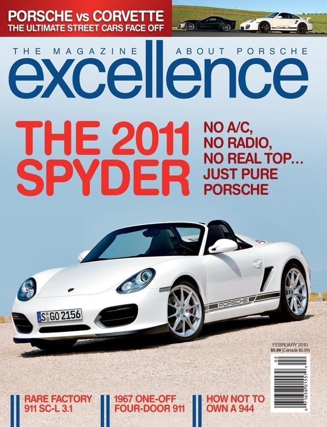 Excellence 180 cover