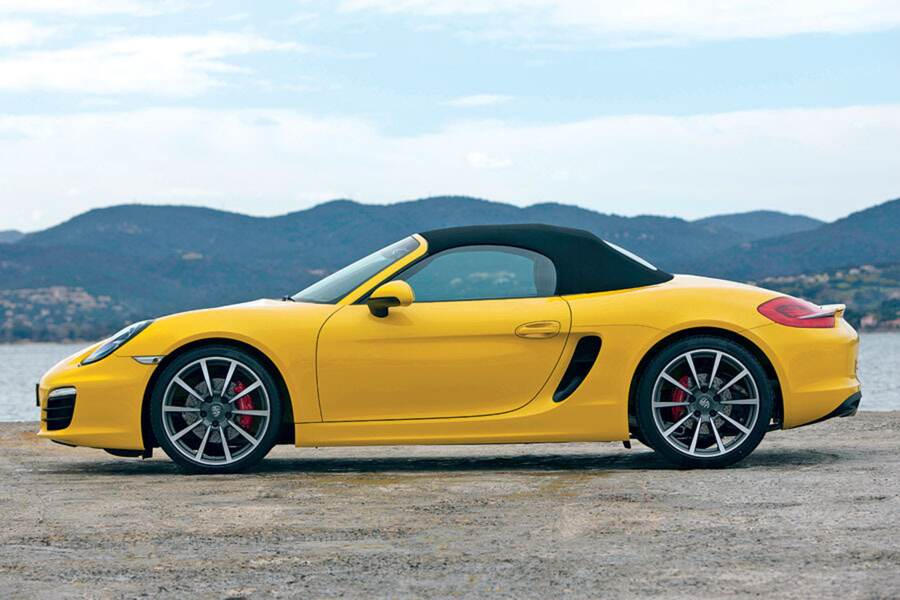2013 Boxster S 2