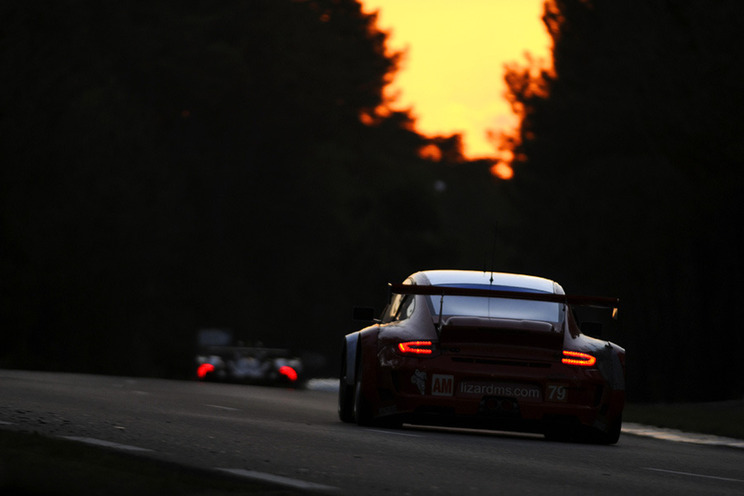 Night shift for Audi at Le Mans - QuattroWorld
