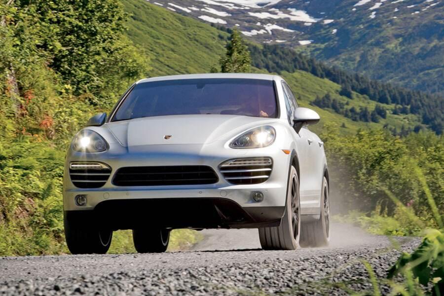 2013 Porsche Cayenne Diesel  Issue 207  Excellence  The