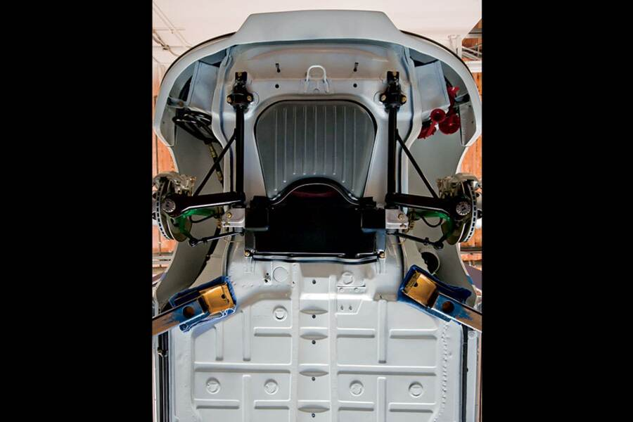 Blue-Chip RS Resto 7
