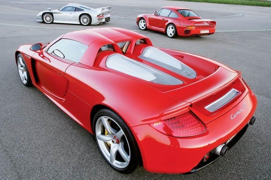 Porsche Supercars 11