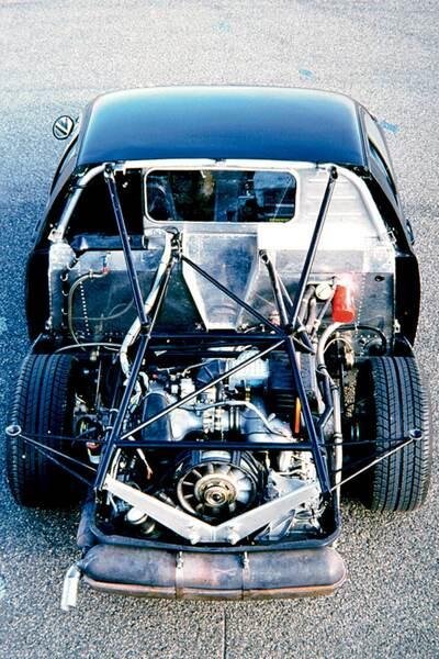 The Porsche PEP 3