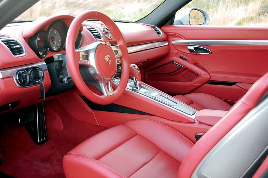 2014 Porsche Cayman S 2