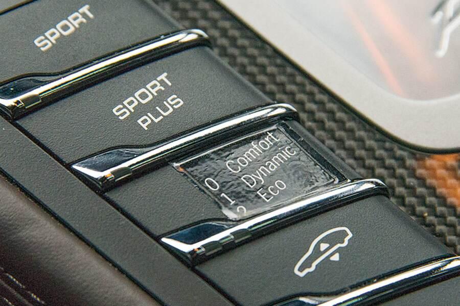 Porsche InnoDrive 3