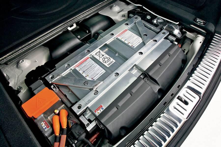 Cayenne S Hybrid 3