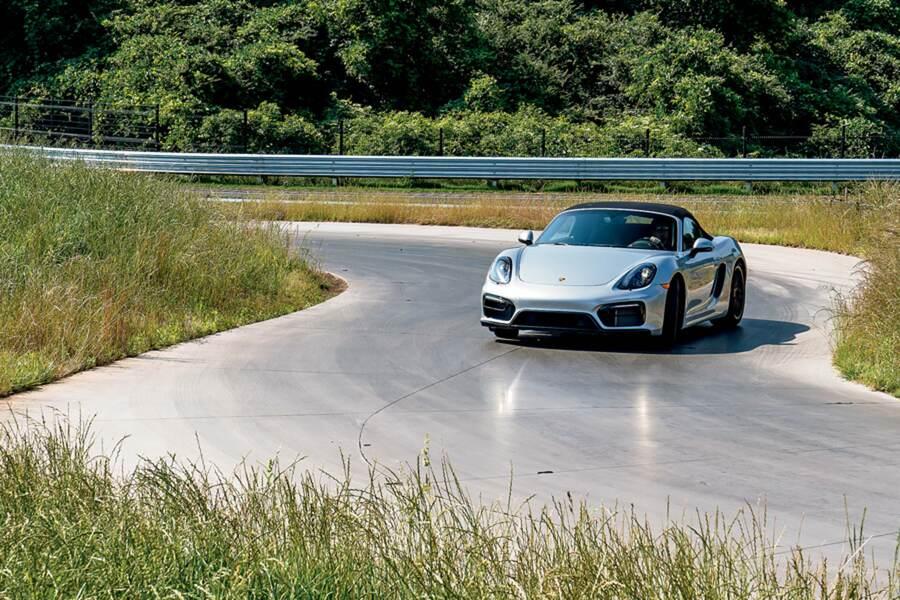 One Porsche Drive 4
