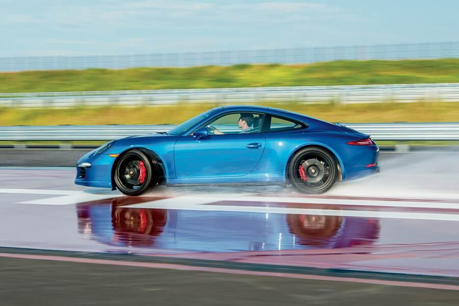 One Porsche Drive 6
