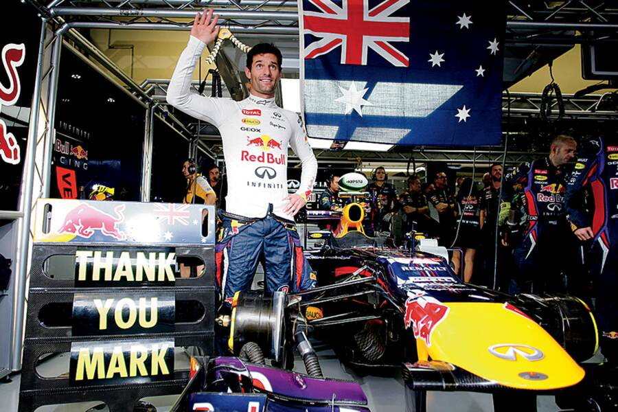 Interview: Mark Webber 2