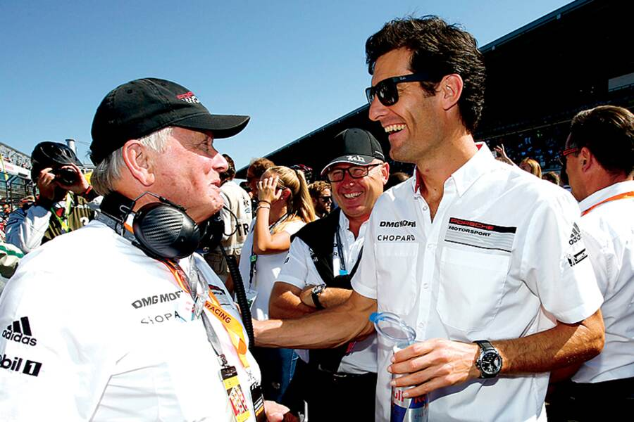 Interview: Mark Webber 3