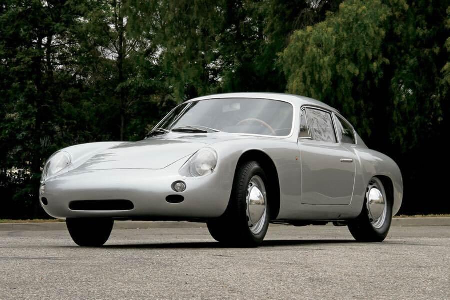 356B Abarth Carrera 4