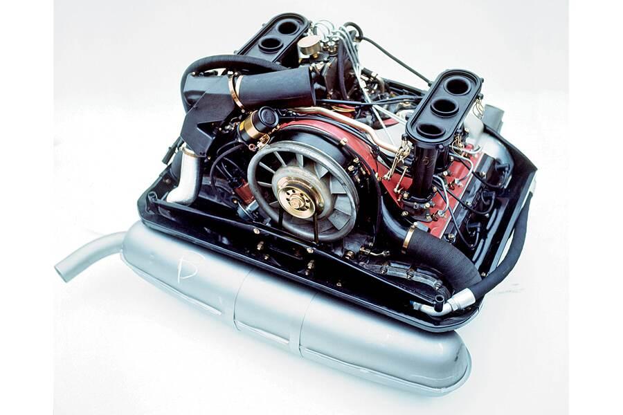 Porsche Fuel Injection Evolution 2