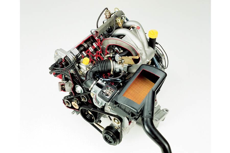 Porsche Fuel Injection Evolution 3