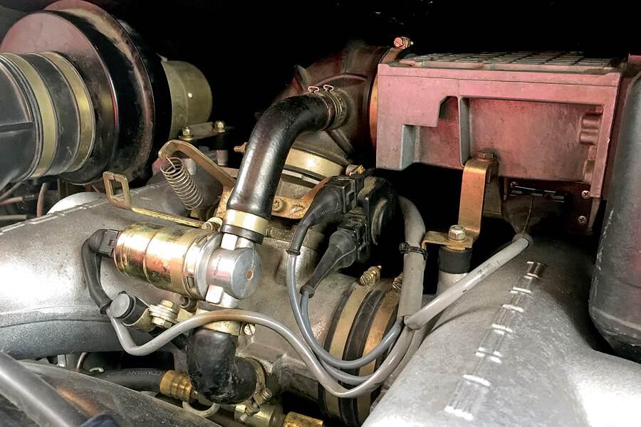 Porsche Fuel Injection Evolution 5