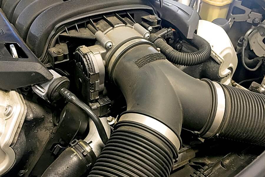 Porsche Fuel Injection Evolution 7