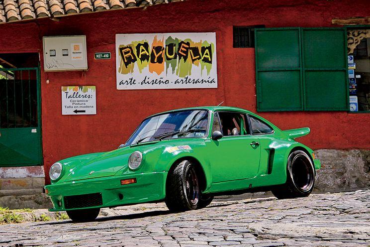 Pirate Porsche 5