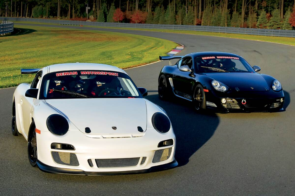 Best Of Both Worlds Issue 217 Excellence The Magazine About Porsche