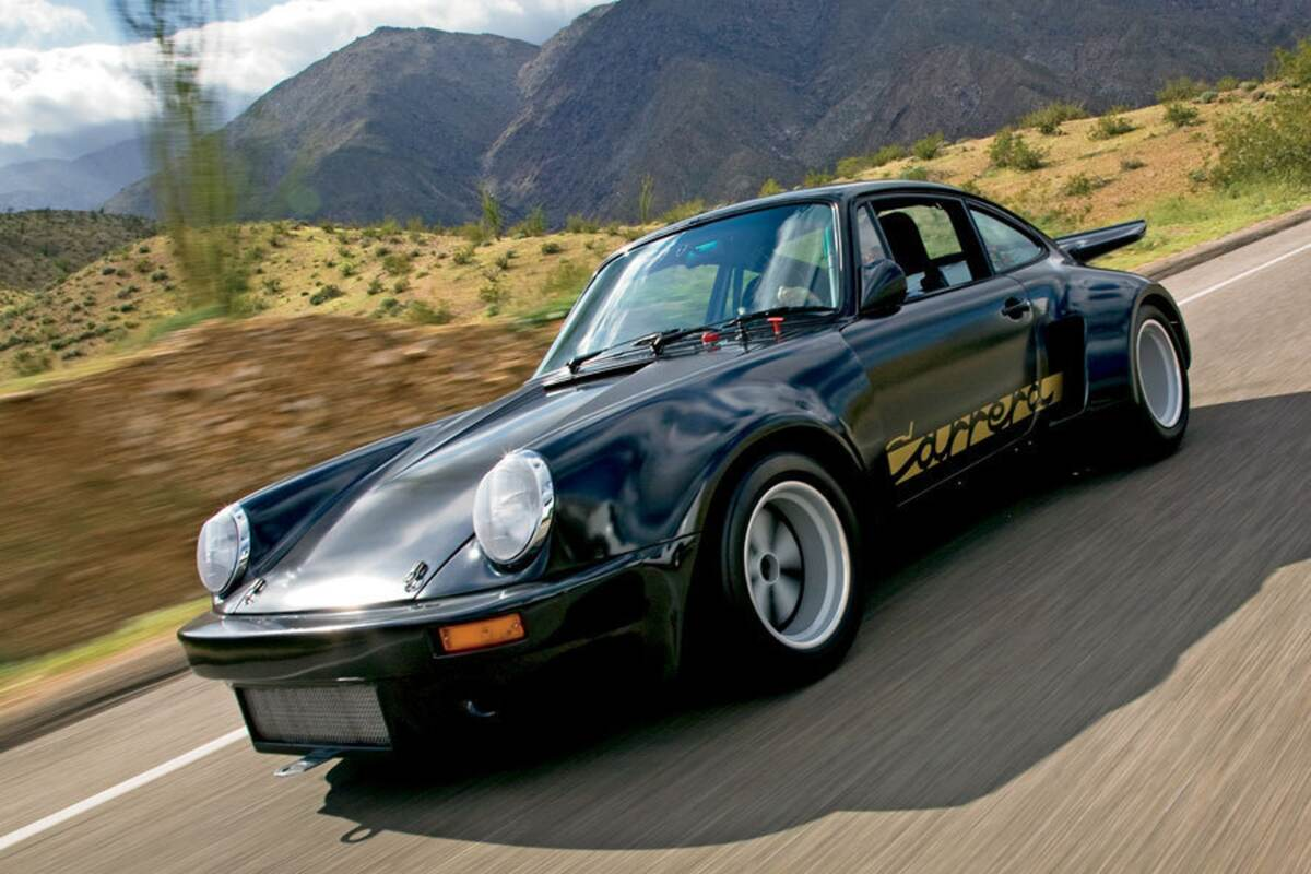 911 Shape Shifter | Issue 187 | Excellence | The Magazine About Porsche