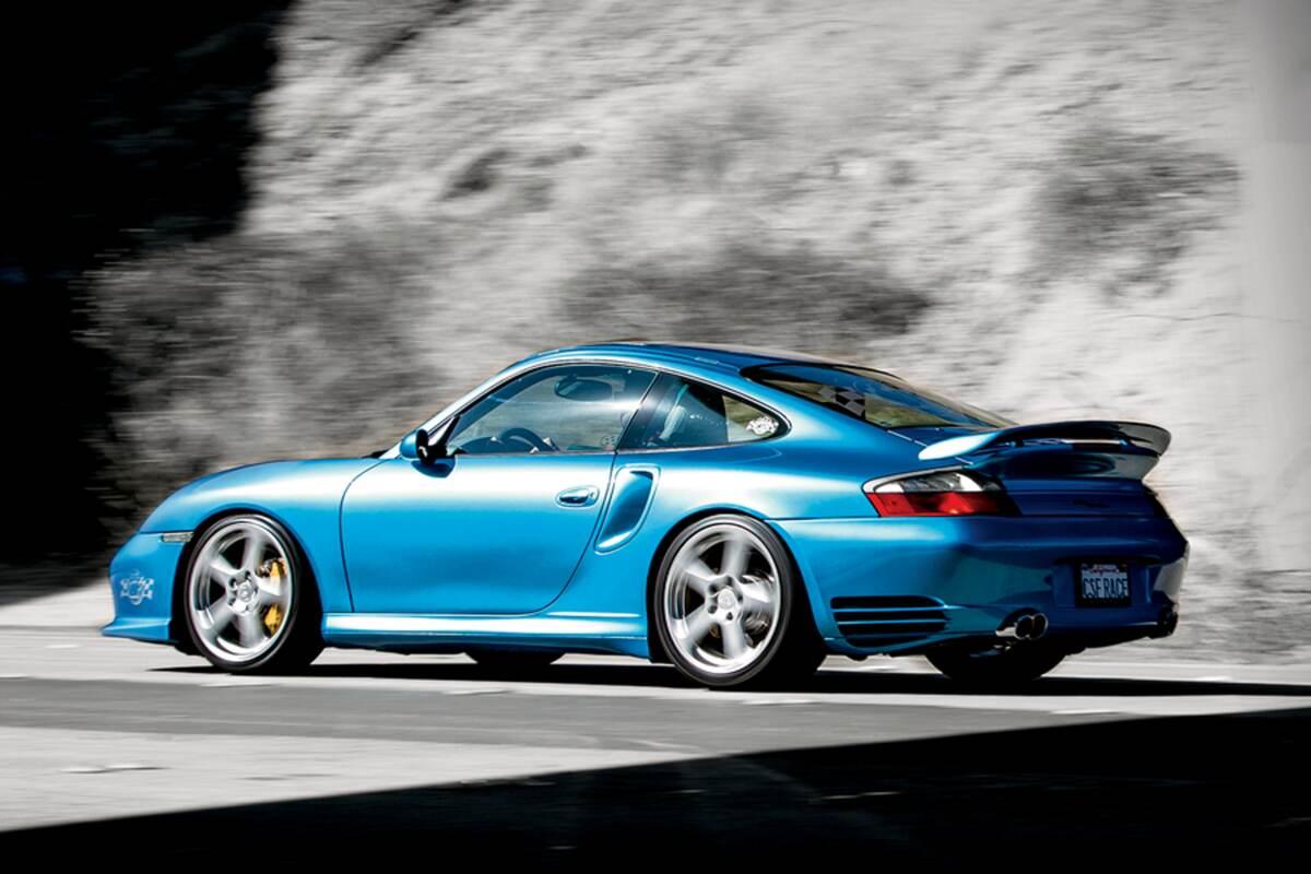 Porsche 996 Turbo >> Blue Chip Issue 236 Excellence The Magazine About Porsche