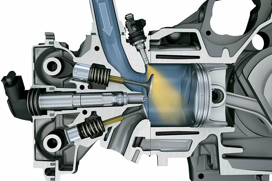 Porsche Fuel Injection Evolution 1