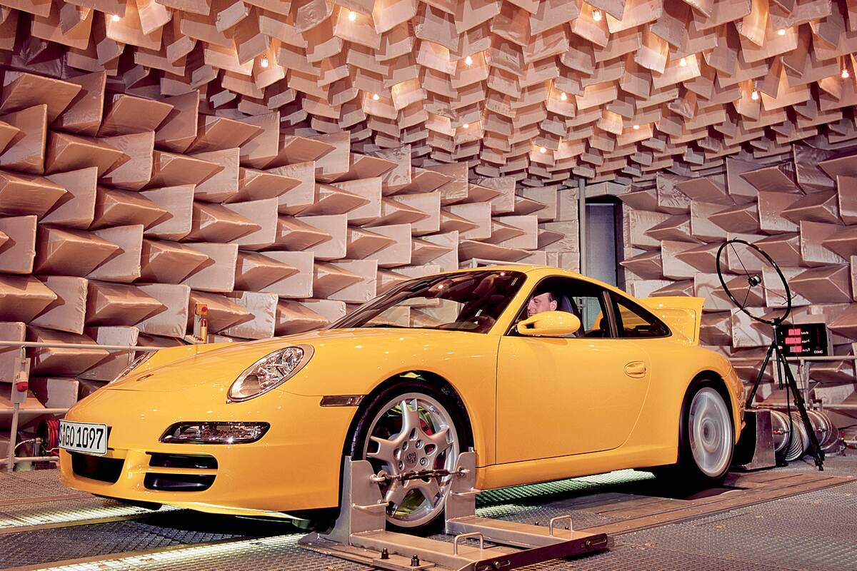 Porsche Engine Sounds | Issue 265 | Excellence | The