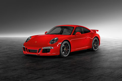 Aerodynamic and Powerkits come to the new 911 1