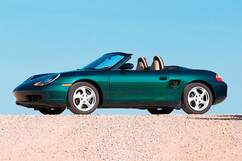 """Four """"Everyday"""" Porsches for $10K—or less 0"""