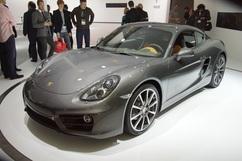 New Cayman debuts at LA Auto Show 0