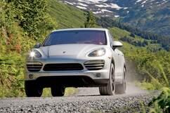 2013 Porsche Cayenne Diesel 0