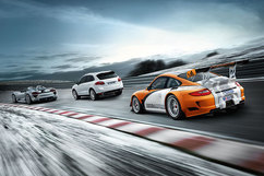 Porsche Hybrid Lineup