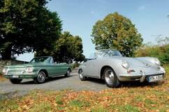 Didn't Porsche Design the Corvair? 1
