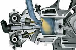 Porsche Fuel Injection Evolution 1