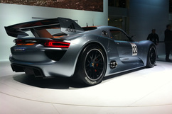 Porsche insiders explain 918 program 1