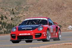 Zwart back at Pikes Peak in GT2 RS 6